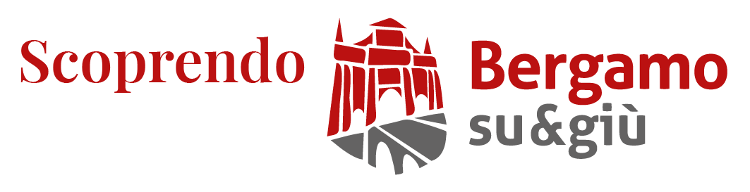 Blog Scoprendo Bergamo Su & giù Logo