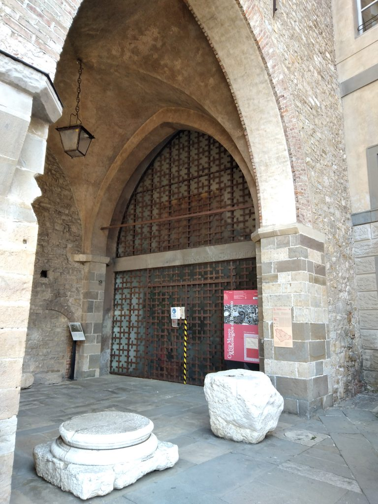 Ingresso del Museo Archeologico